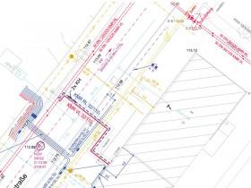 KMR-Trassenplanung innerstädtisch